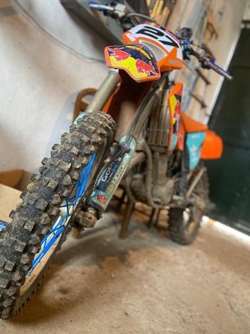 KTM - 250 EXCF - foto 4