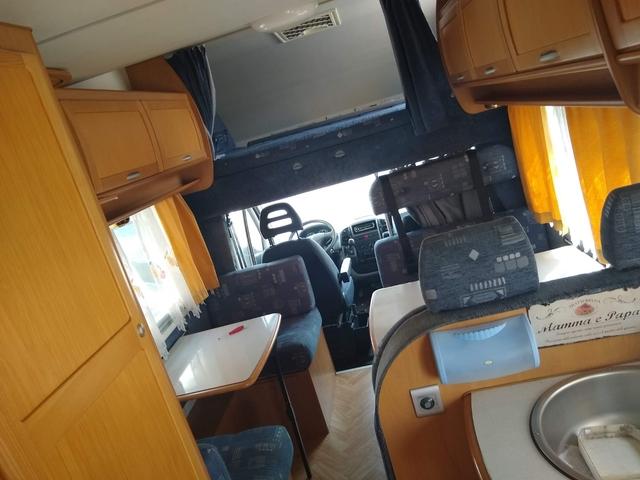 FIAT - DUCATO MC LOUIS 560 GLEN - foto 5