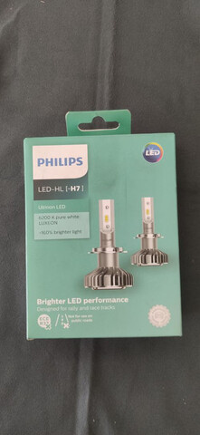 PHILIPS LED H7 - foto 1