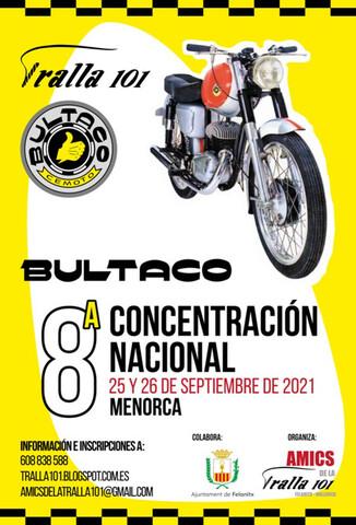 BULTACO - TRALLA 101 - foto 1