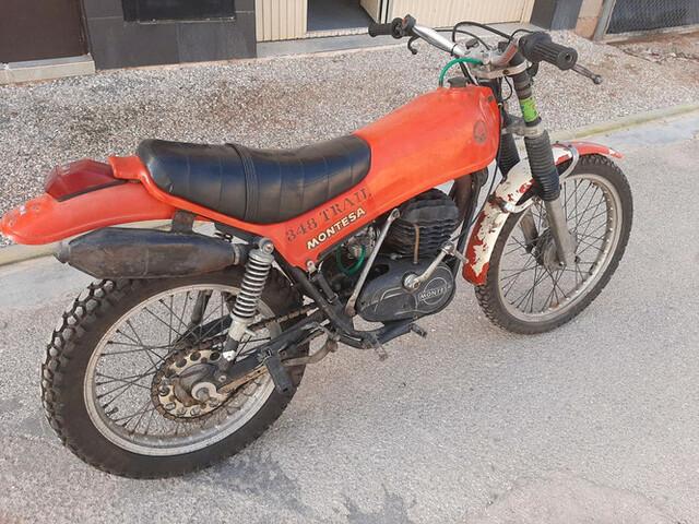 MONTESA - 348 TRAIL - foto 1