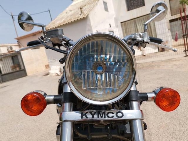 KYMCO - VENOX 250 - foto 5
