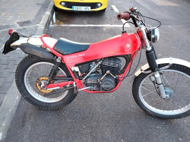 MONTESA - 75 Y 125 - foto 4