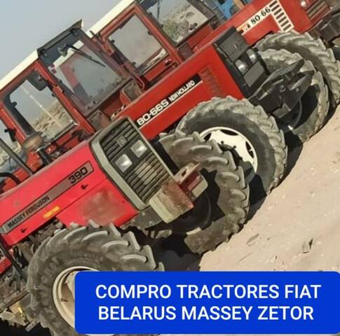 BUSCO TRACTORES FIAT MASSEY BELARUS ZETO - foto 1