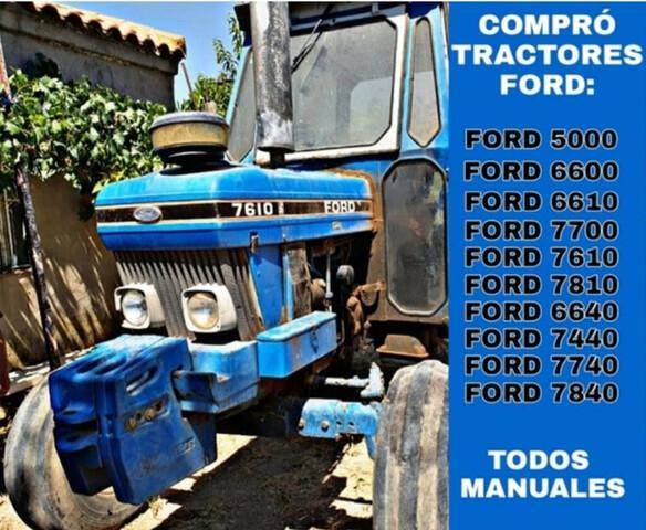FORD 7810 MF 390 FIAT8860 BELARUS920 - foto 1