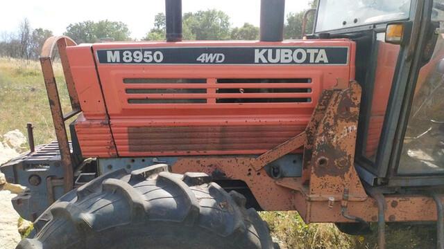 KUBOTA - M8950 - foto 1