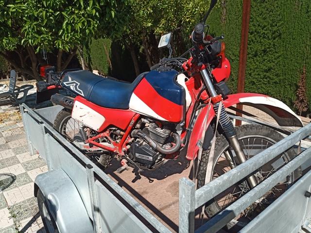 HONDA - XL 200 PARIS DAKAR - foto 1