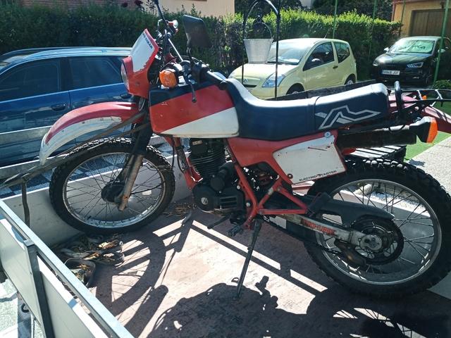 HONDA - XL 200 PARIS DAKAR - foto 2