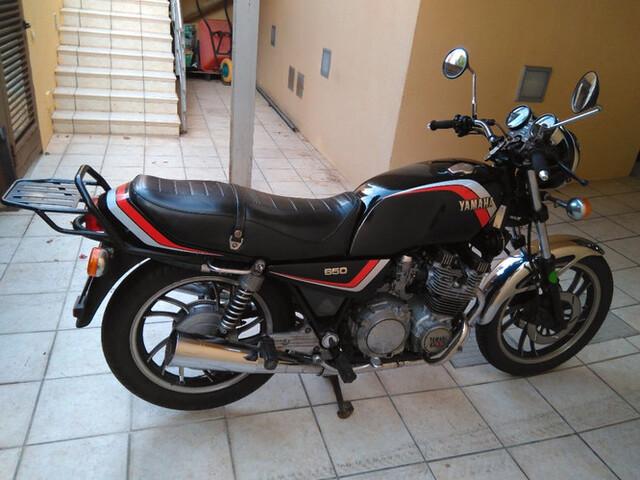 YAMAHA - XJ 650 - foto 1