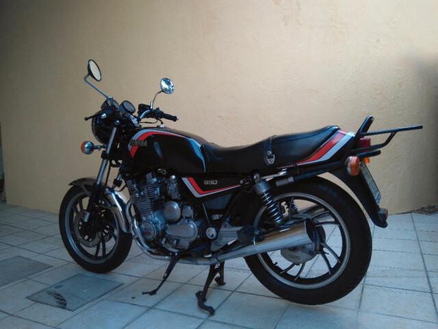 YAMAHA - XJ 650 - foto 3