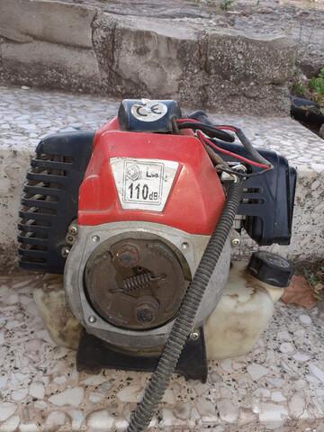 MOTOR PARA DESBROZADORA BAREADORA Y OTRO - foto 1