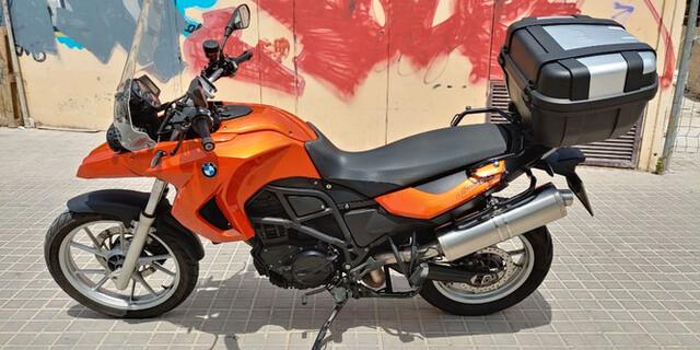 BMW - F 650 GS TWIN - foto 1