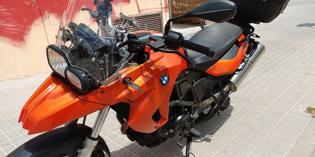 BMW - F 650 GS TWIN - foto 2