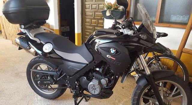 BMW - GS 650 - foto 1