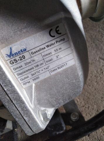 MOTOR DE AGUA - foto 2