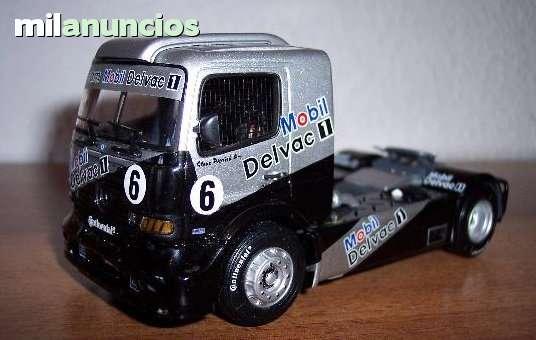 Camion Mercedes Benz Race Truck 1999 Tea