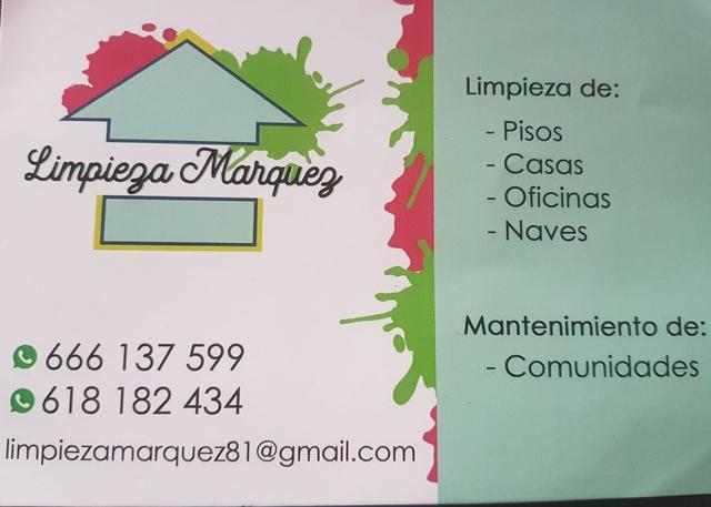 LIMPIEZAS MARQUEZ - foto 1