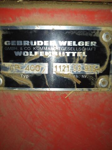 WELGER - 400 - foto 4