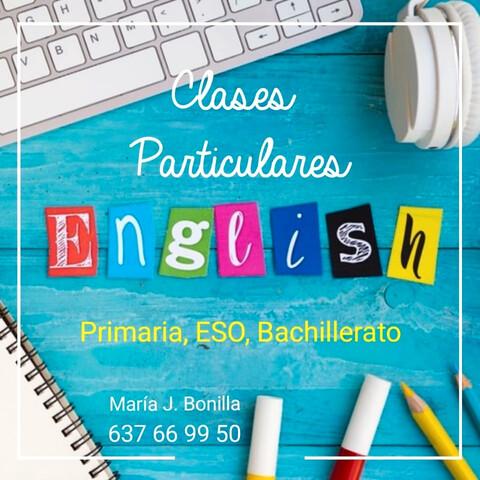 CLASES PARTICULARES DE INGLÉS - foto 1