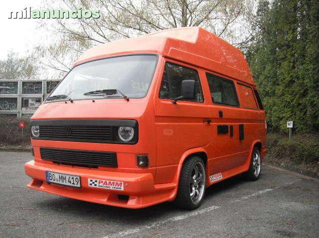 KIT PARACHOQUES MOLDURAS VW T3 Y SYNCRO - foto 1