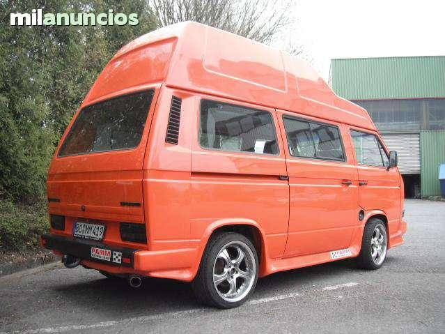 KIT PARACHOQUES MOLDURAS VW T3 Y SYNCRO - foto 2