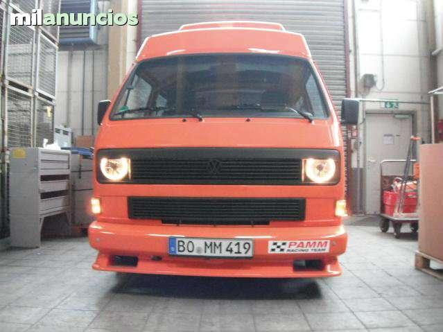 KIT PARACHOQUES MOLDURAS VW T3 Y SYNCRO - foto 3