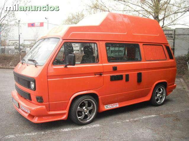 KIT PARACHOQUES MOLDURAS VW T3 Y SYNCRO - foto 4