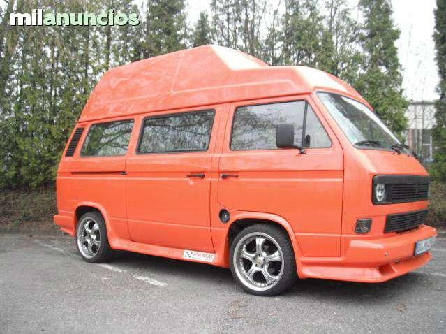 KIT PARACHOQUES MOLDURAS VW T3 Y SYNCRO - foto 5