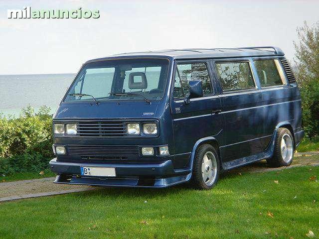 KIT PARACHOQUES MOLDURAS VW T3 Y SYNCRO - foto 7