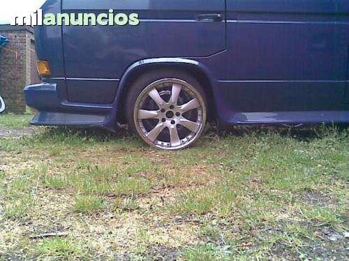 KIT PARACHOQUES MOLDURAS VW T3 Y SYNCRO - foto 8