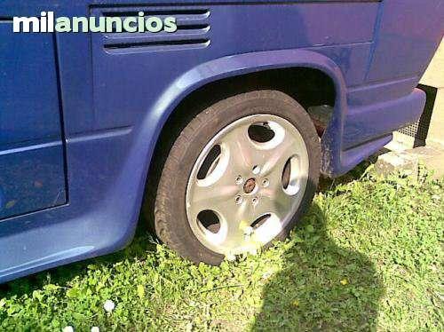 KIT PARACHOQUES MOLDURAS VW T3 Y SYNCRO - foto 9