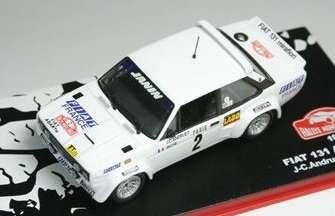Fiat 131 Abarth Rallye De Montecarlo 197