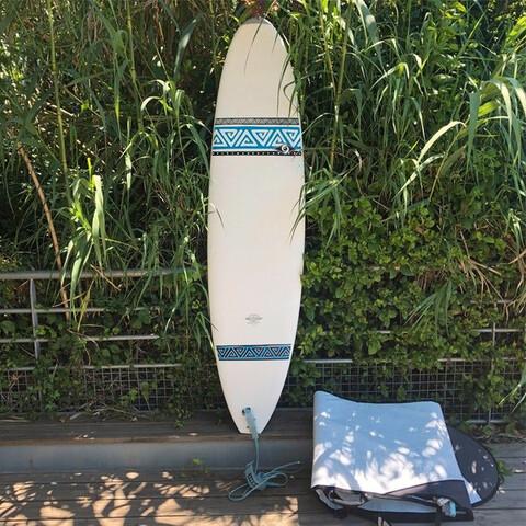 TABLA SURF BIC 7'3 MINI-MALIBU - foto 1