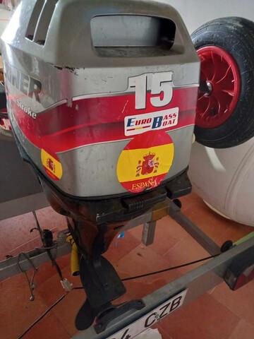 MARINER 15 CV 4 TIEMPOS - foto 2