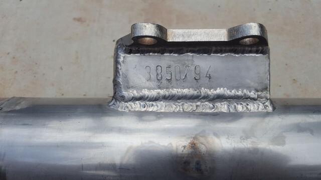 TUBO ESCAPE VOLVO PENTA REF.  3850794 - foto 4