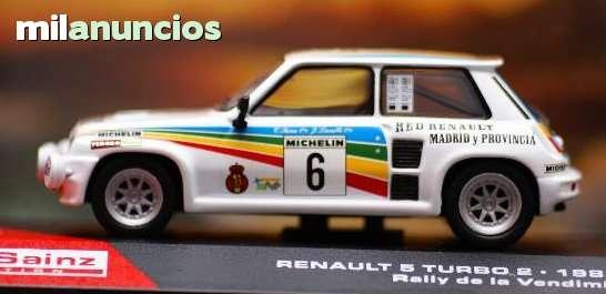 Renault 5 Turbo 2 1983 Rallye De La Vend
