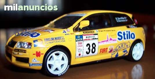 Fiat - Stilo Abarth N 38 Rally Portugal