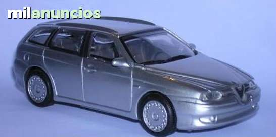 Alfa Romeo 156 Familiar Escala 1:43 De D