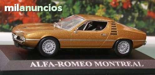 Alfa Romeo Montreal Escala 1:43 De Altay