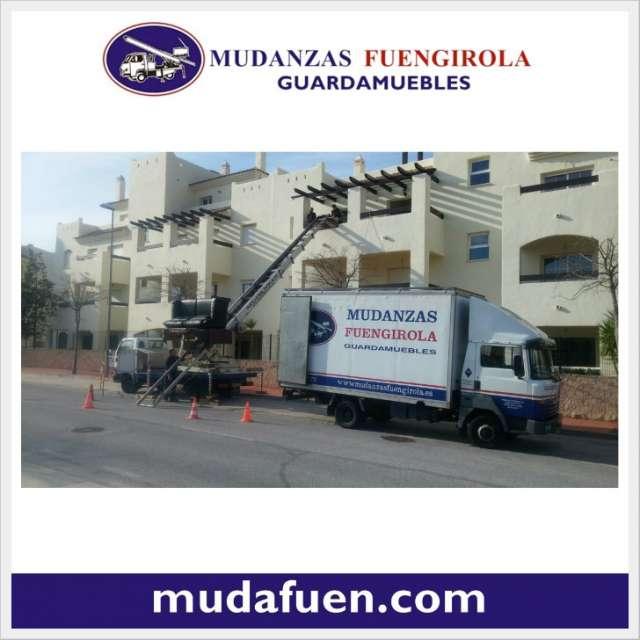 MUDANZAS EN MADRID - foto 2