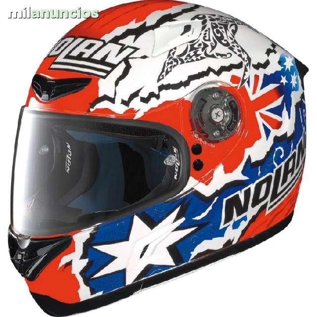 Casco Nolan N62 MOTOGP