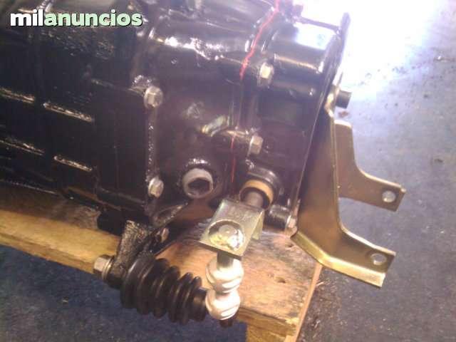 CAJA DE CAMBIOS VW T2,  T3 Y SYNCRO - foto 4
