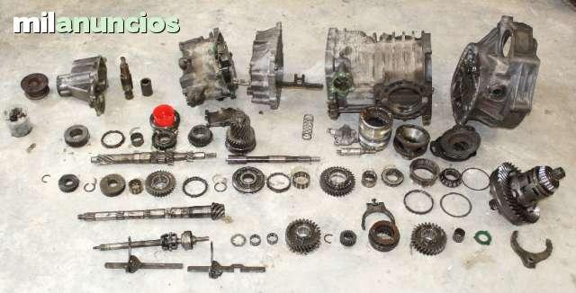 CAJA DE CAMBIOS VW T2,  T3 Y SYNCRO - foto 1