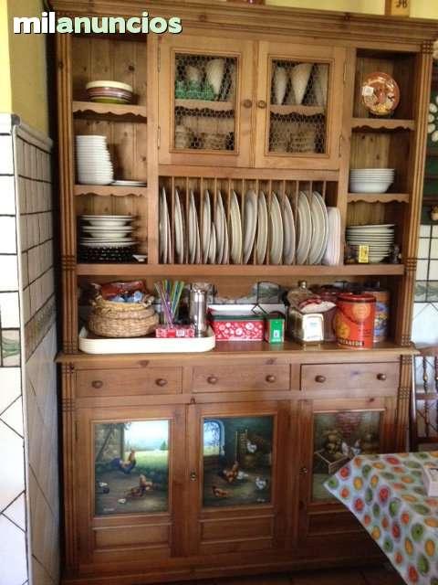 MUEBLES COCINA-RUSTICOS Y ORIGINALES