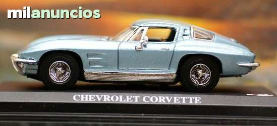 Cheverolet Corvette Escala 1:43 De Del P