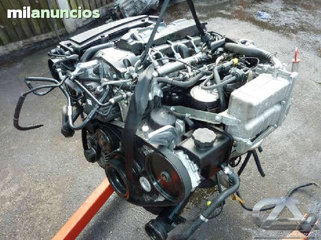 MIL ANUNCIOS COM - Motor Mercedes C220 CDI Cod:646 811 2009