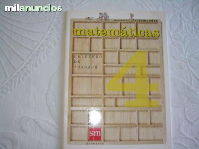 LOTE 4 LIBROS DE 6º- PRIMARIA Y 1 DE 4º - foto 4