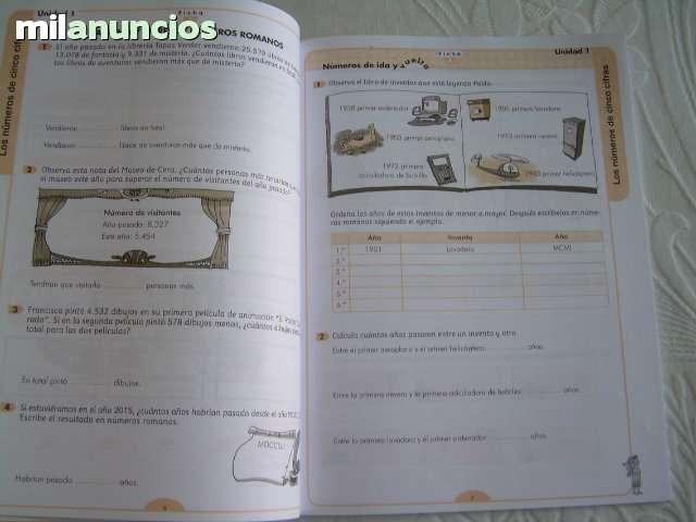 LOTE 4 LIBROS DE 6º- PRIMARIA Y 1 DE 4º - foto 5