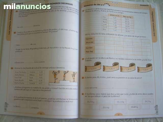 LOTE 4 LIBROS DE 6º- PRIMARIA Y 1 DE 4º - foto 6