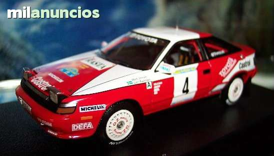 Toyota Celica Gt Four Rallye Swedish 199